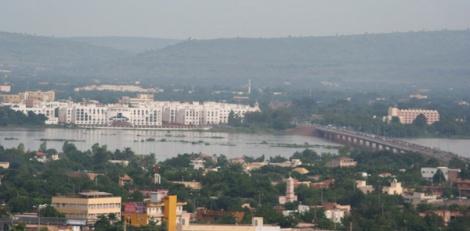 Malis Hauptstadt Bamako. Die islamistischen Rebellen sollen bis auf 400 Kilometer an sie herangerückt sein.