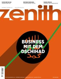 """""""Business mit dem Dschihad"""": Thema im aktuellen Zenith"""