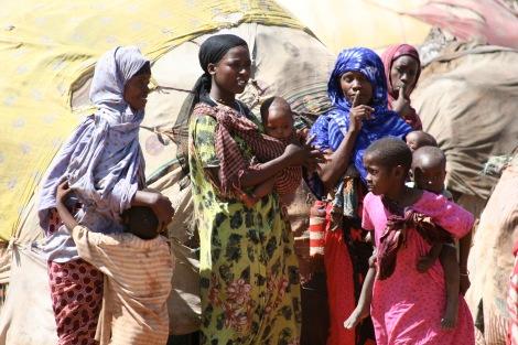 Die vergessenen Dürreopfer von Somalia
